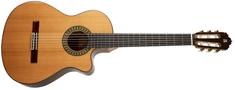 Alhambra 5 P CW E8 Klasická elektroakustická gitara