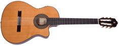 Alhambra 5P-CT-E2 Klasická elektroakustická kytara