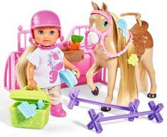 Simba Panenka Evička s koníkem