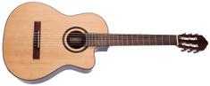 Cort AC-160CF NAT Klasická elektroakustická gitara