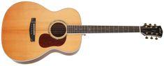 Cort Gold-O8 NAT Akustická gitara