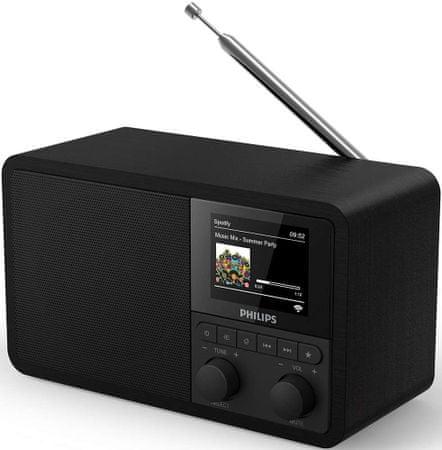 Philips TAPR802, černá