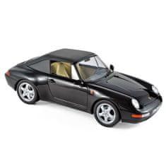 Norev model vozu Porsche 911 Carrera Cabrio 1994