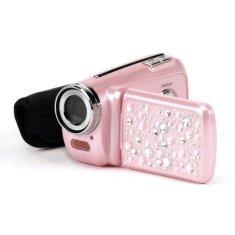 Teknofun dětská kamera 5 MP - růžová