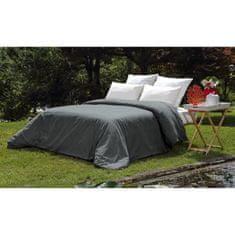 Vent Du Sud prošívaná pokrývka na postel, 250x240 cm, popelově šedá