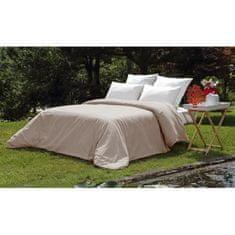 Vent Du Sud prošívaná pokrývka na postel, 240x220 cm, šedá