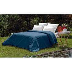 Vent Du Sud prošívaná pokrývka na postel, 220x240 cm, modrá