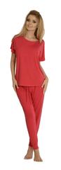 De Lafense Dámské pyžamo PAULA 524 - DE LAFENSE
