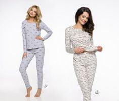 TARO Dlouhé dámské pyžamo 2318 GALA S-XL 2019/2020 J