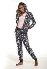 Cornette Trojdílné dámské pyžamo Cornette 355/215 Jessie