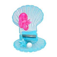 Fantasy Model Ořezávátko s gumou ASST, Modrá mušle