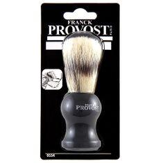Franck Provost Francoska krtača za britje Franck Provost, črni ročaj