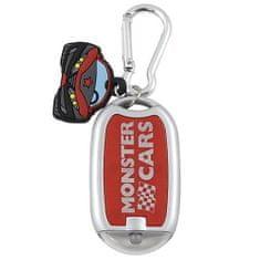 Monster Cars Svítilna Monster cars, Červená