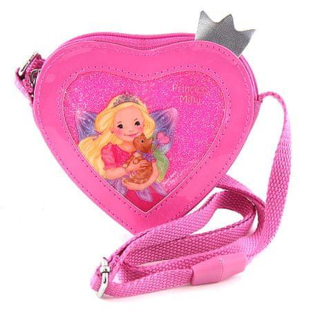 My Style Princess Torbica , Roza, v obliki srca