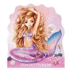 Fantasy Model Bloček ASST, Mořská panna s duhovým ocasem