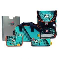 DerDieDas DerDieDas iskolai készlet, 5 darabos, Ergoflex, futball-labda