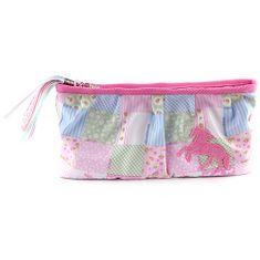 Horses Dreams Kozmetikai táskácska , rózsaszín