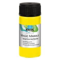 C.Kreul Barva na mramorování , Magic Marble, 20 ml, citronová