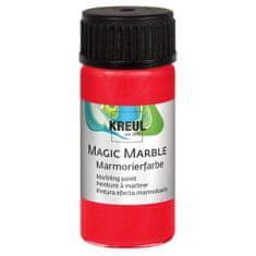 C.Kreul Barva na mramorování , Magic Marble, 20 ml, červená