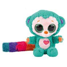 Ylvi and Minimoomis Pluszowa zabawka z dźwiękiem Minimoomis, Pooby, wysokość 18 cm