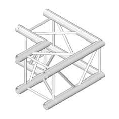 Alutruss épület építése, Decolock DQ4-PAC21
