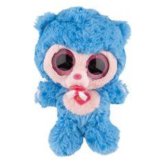 Ylvi and Minimoomis Pluszowa zabawka z dźwiękiem Ylvi i Minimoomis, Dziecko, 18 cm, niebieski