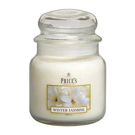 Price's Candles Sveča v steklenem kozarcu Sveče, Zimski jasmin, 411 g