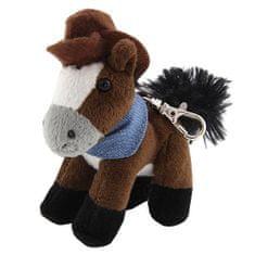 Horses Dreams Obesek za ključe s konji, Kavboj, pliš