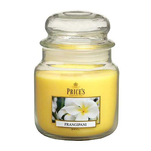 Price's Candles Svíčka ve skleněné dóze Price´s Candles, Plumérie, 411 g