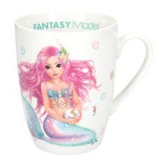Fantasy Model Hrnek , Mořská panna, 300 ml