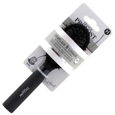 Franck Provost Česna krtača , plastična, črna