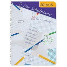 Trötsch Verlag Školní diář Idena, pro rok 2014/2015