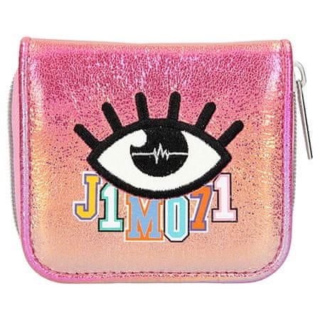 J1MO71 pénztárca, Szivárvány rózsaszín