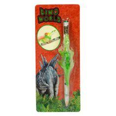 Dino World Ceruzka ASST, Zelený svietiaci dinosaurus