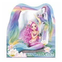 Fantasy Model Bloček ASST, Jednorožec a mořská panna