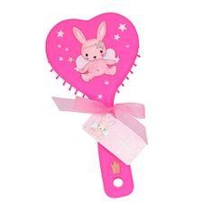Princess Mimi Hřeben ASST, Tmavě růžový, ve tvaru srdce