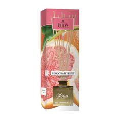 Price's Candles Rákosový difuzér Price´s Candles, Růžový grapefruit, 100 ml
