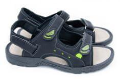 Pánske sandále TexBase čierne