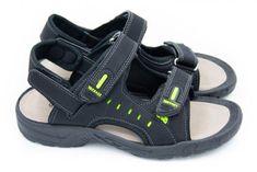 Dámske sandále TexBase čierne