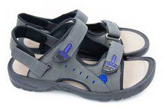 Dámske sandále TexBase sivé