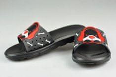 Detské clogsy FLAMEshoes D-3008-4 čierne
