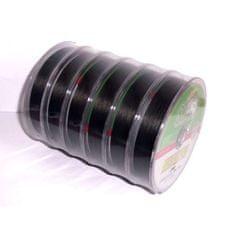 Sufix Matrix Pro 100 m černá průměr / nosnost: 0,35mm/79,3lbs