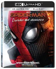 Spider-Man: Daleko od domova (2 disky) - Blu-ray + 4K Ultra HD