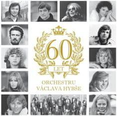 Orchestr Václava Hybše: 60 let Orchestru Václava Hybše (2x CD) - CD