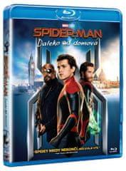 Spider-Man: Daleko od domova - Blu-ray