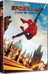 Spider-Man: Daleko od domova - DVD