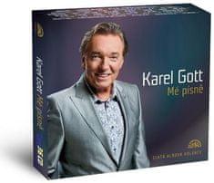 Gott Karel: Mé písně - Zlatá albová kolekce (36x CD) - CD