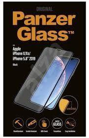 PanzerGlass Szkło ochronne Edge-to-Edge Privacy dla Apple iPhone X/Xs/11 Pro czarne