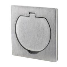 Solight Vstavaná podlahová zásuvka, IP55, 5B320