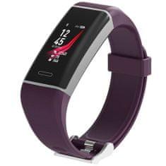Smartomat Sprintband 2 - fialová, smart hodinky GPS (smartwatch)